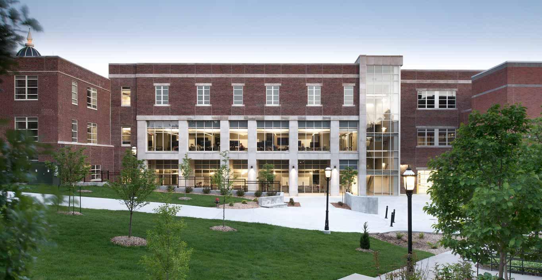 Lafferre Hall Renovation, University of Missouri - Columbia.