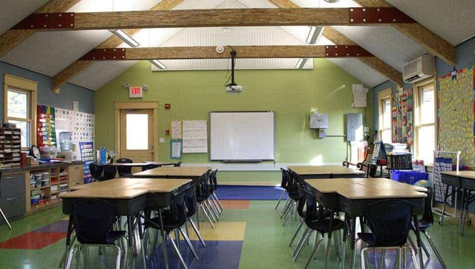 The Eco Schoolhouse