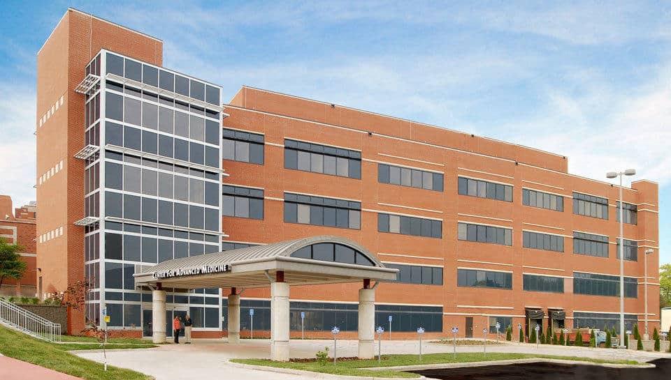 Center for Advanced Medicine - Healthcare Facility Design
