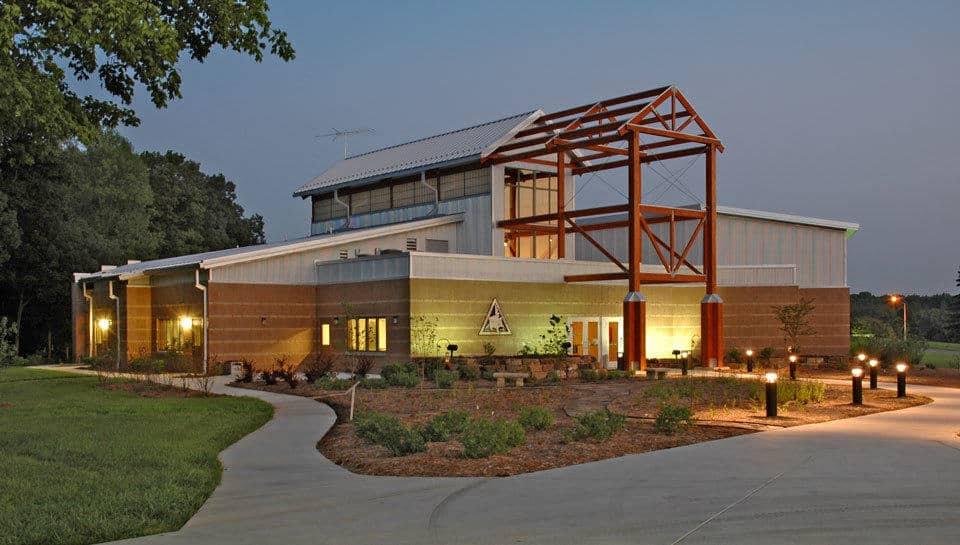 Cape Nature Center - Architectural Design Services
