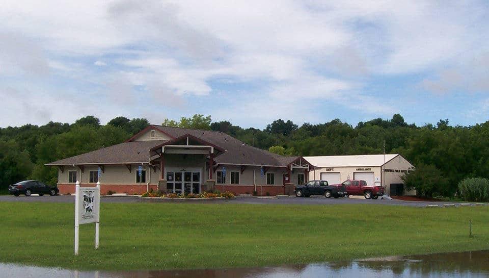 Grand River Medical Clinic in Brunswick, Missouri.