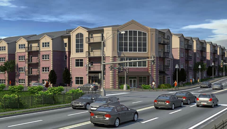 Multi-family Residential Design