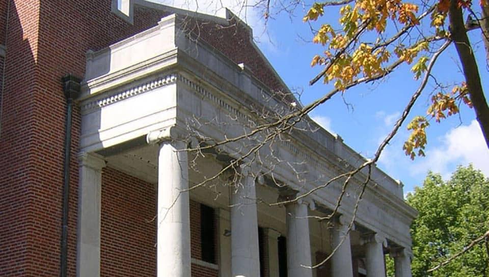 Johnston Fieldhouse, Boonville, Missouri