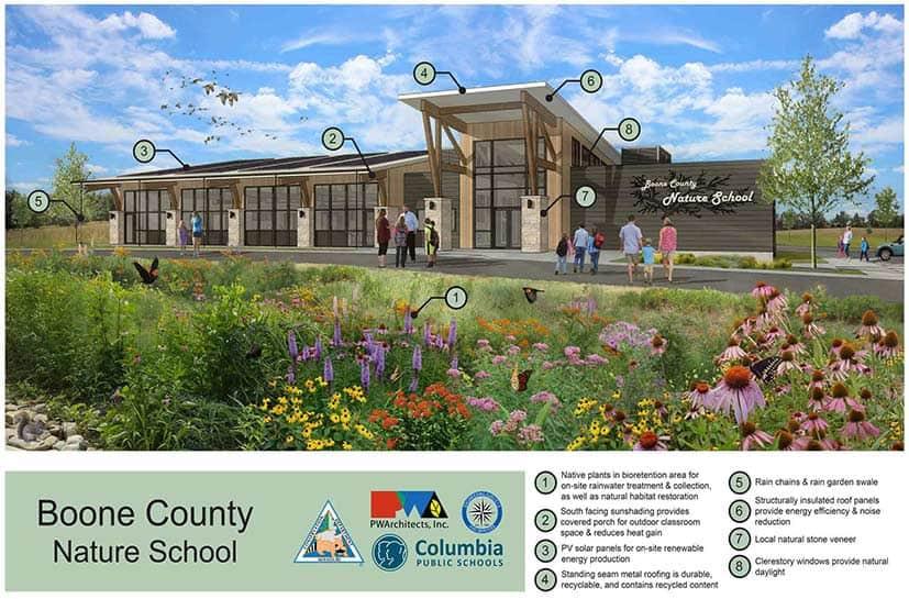 Columbia Public Schools Nature School