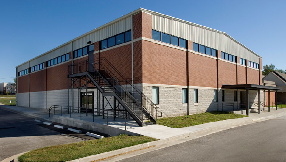 PWA worked with Coil Construction, Inc. on the addition of a Christian Life Center, Choir and Administrative addition and Youth Center at Broadway Christian Church in Columbia.